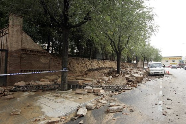 Inundaciones en Toledo