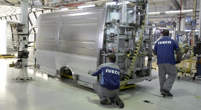 Iveco ha anunciado una inversión de 500 millones para sus plantas de Madrid y Valladolid.  El Día