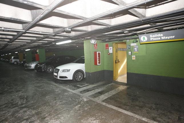 Un Ascensor Har M S Accesible Al Usuario El Parking De La