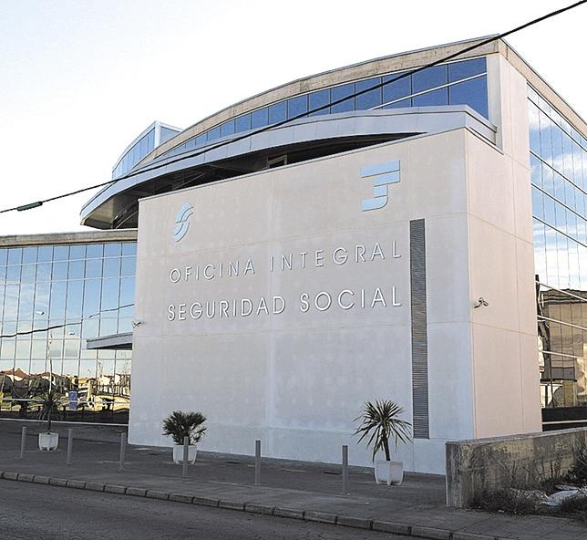 En marcha el nuevo edificio de la tesorer a de la for Oficina de tesoreria de la seguridad social