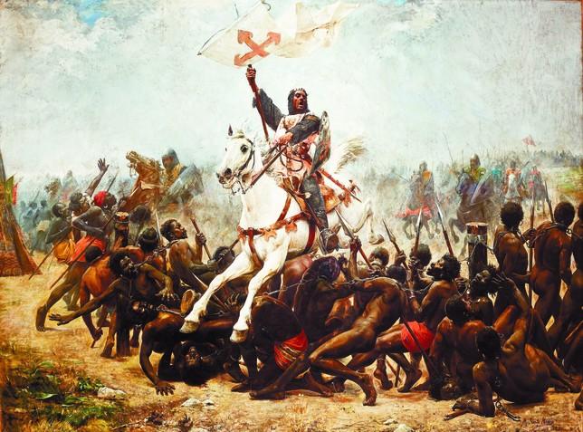 Resultado de imagen de battle of las navas de tolosa
