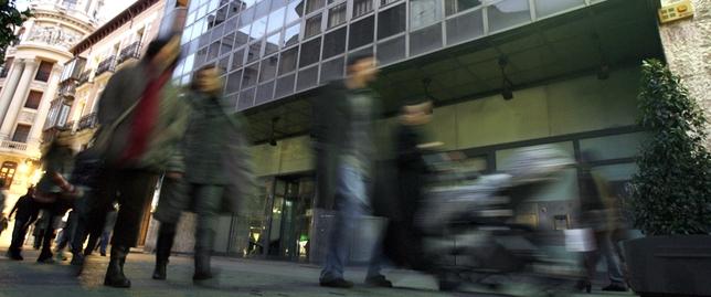 El grupo el corte ingl s abrir en mayo un sfera en la for Oficina principal banco popular