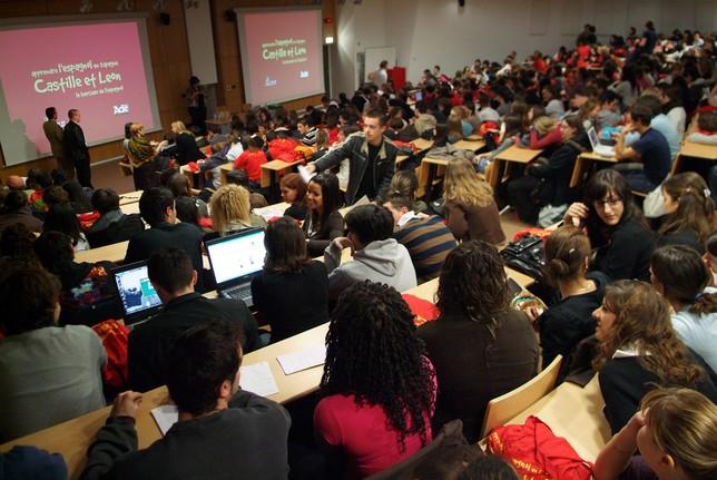 Opiniones de uni n de profesores universitarios espa oles for Profesores en el extranjero