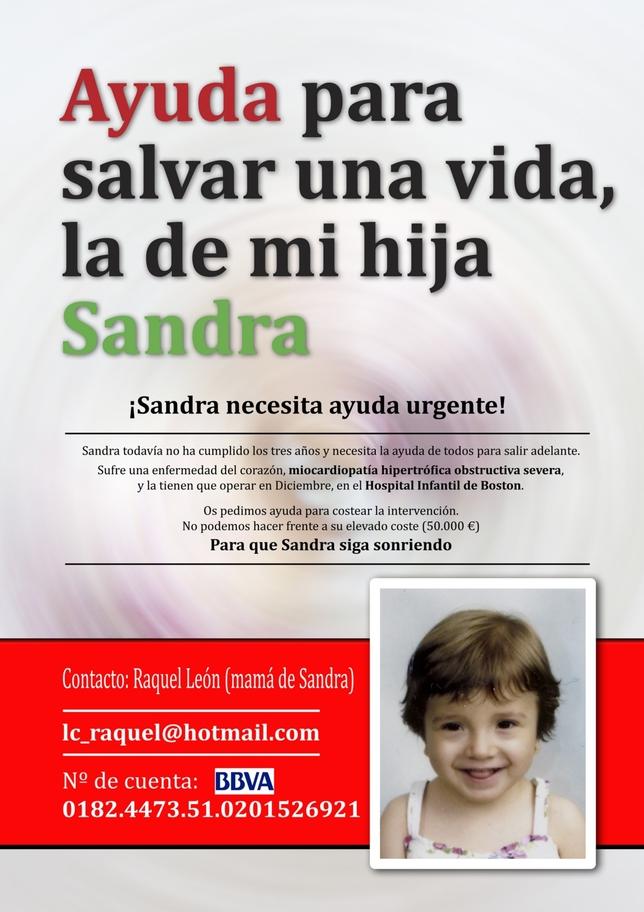 SOS para Sandra