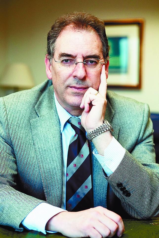 Miguel Ángel Benavente, presidente de Autocid. DB/Patricia González