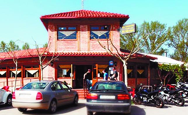 La familia de Sara Barquilla regenta el Bar Restaurante El Albergue de Frías. DB