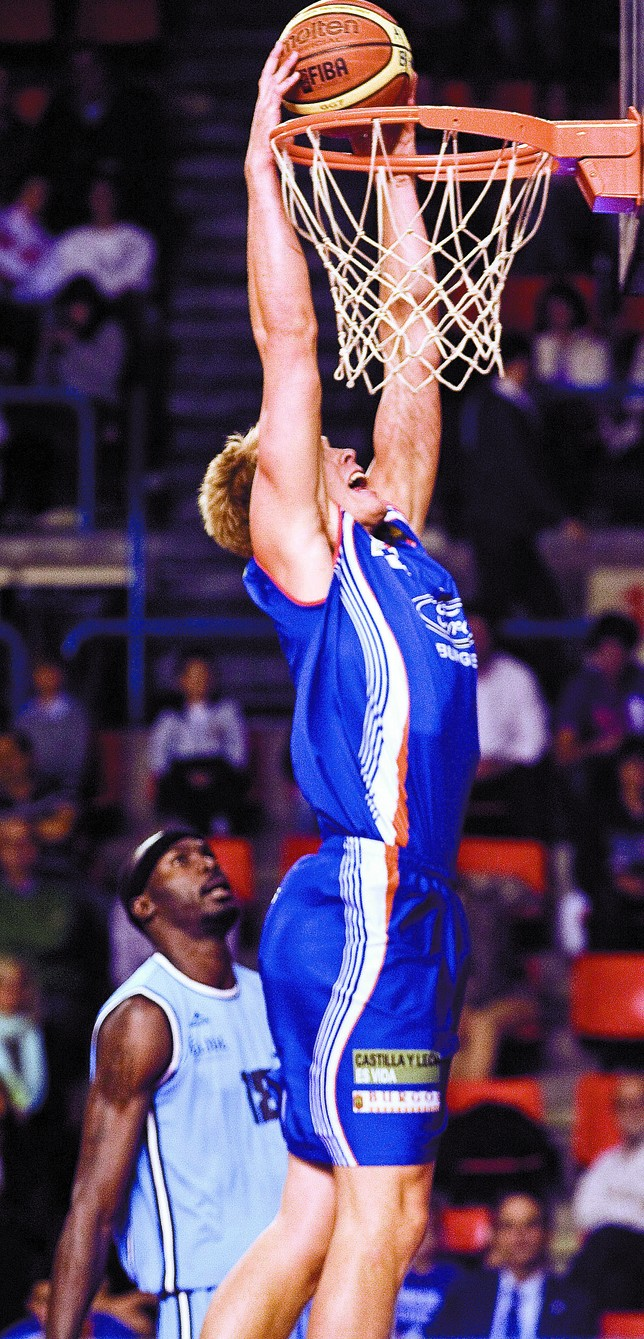 Autocid de baloncesto DB/Ã?ngel Ayala