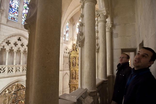 Lo que el turista no puede ver de la Catedral