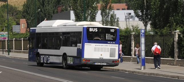 Valladolid no rebaja el precio del bus por el 39 d a sin - Spa urbano valladolid ...