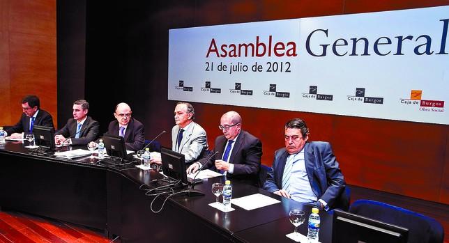 Tras la asamblea, que presidió el propio José María Leal, tuvo lugar la elección en el seno del Consejo de Administración. DB/Luis López Araico
