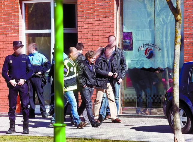 Los arrestados quedaron en libertad con cargos. DB/Miguel Ángel Valdivielso