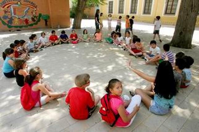Un verano para jugar y aprender en tiempo libre la - Actividades para ninos al aire libre ...