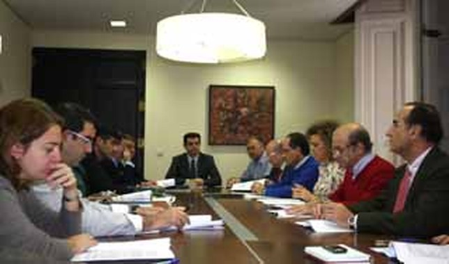 Reunión del Comité Asesor del Plan Contraincendios Provincial.  Jccm