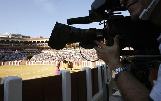 TVE eligió Valladolid para retomar la retransmisión de corridas de toros.