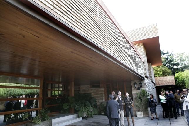El colegio de arquitectos reconoce la singularidad de la casa lucas prieto la tribuna de talavera - Colegio arquitectos toledo ...