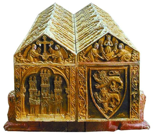 Resultado de imagen de sepulcro Alfonso VIII de castilla