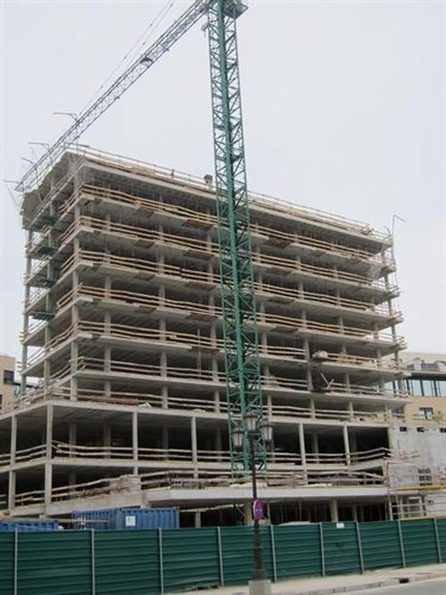 El precio de la vivienda se desploma un 37 desde el for Tasacion de pisos en madrid