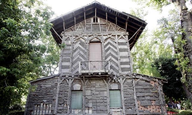 Tres culturas la casa de corcho de toledo - Casas de corcho ...