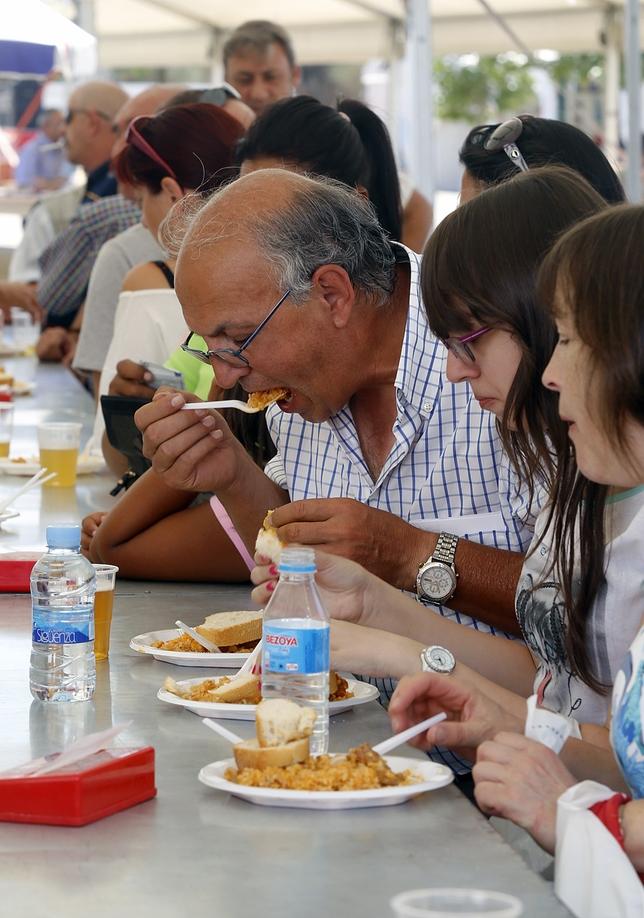 Fotos del Miércoles de Fiestas