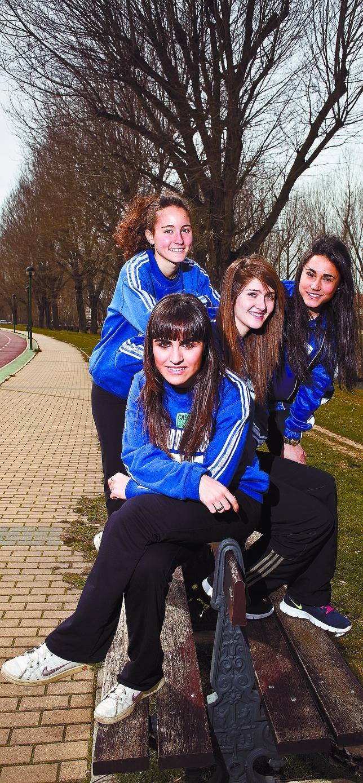Campos Castilla Atletismo Del Ubu Campos de Castilla