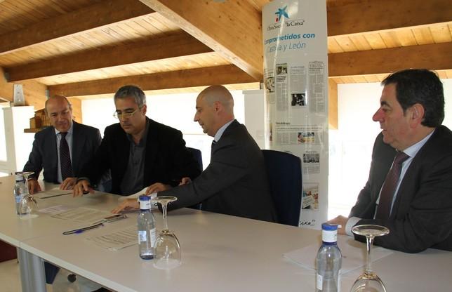 Tres nuevas lanzaderas de empleo y emprendimiento for Caixa valladolid oficinas
