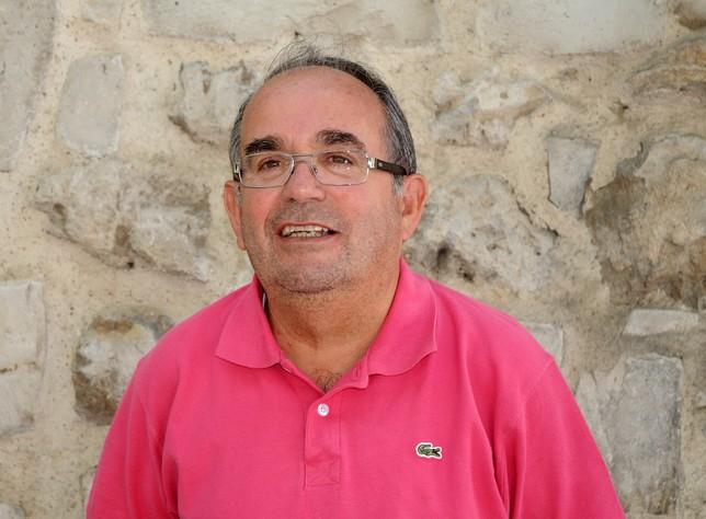 Imagen de Jaime García Reyero, pregonero de las Fiestas de San Antonio. DP