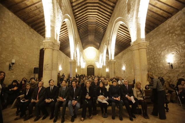 Inaguración de la iluminación de Alarcos /Fotos Rueda Villaverde