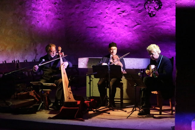 Un momento del concierto en Alarcos /Fotos Rueda Villaverde