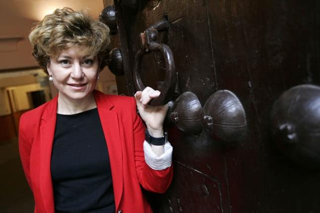 Mª José Majano tomaba posesión del acta de concejal en octubre de 2011. David Pérez