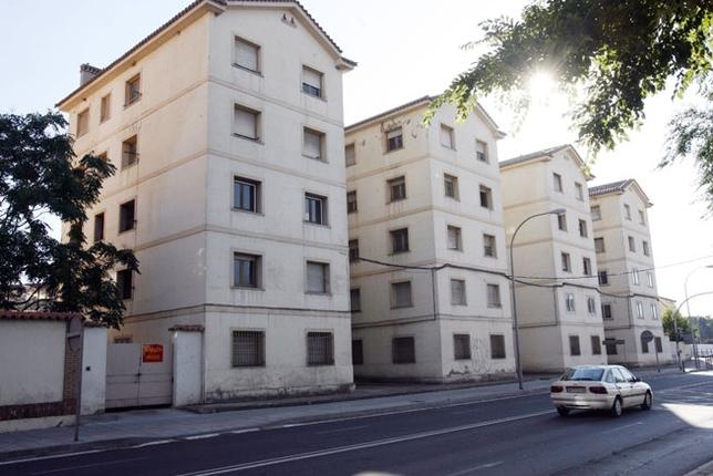 defensa pone a la venta metros cuadrados en el ForViviendas En Ciudad Real