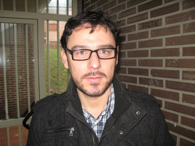 J. César Alonso destaca que 12.000 personas en Palencia viven en pedanías. DP