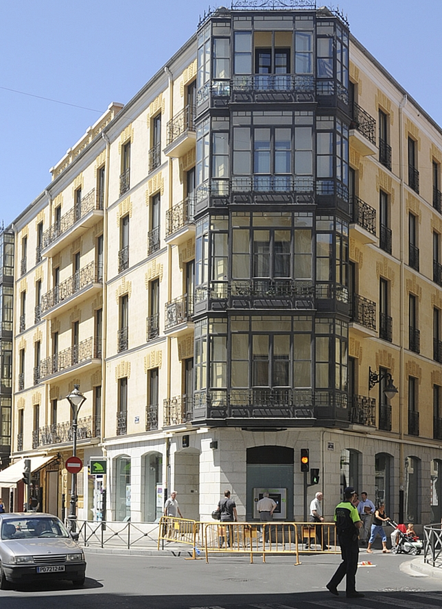Bankia cerrar seis de las 18 oficinas de valladolid la for Oficinas de bankia en madrid