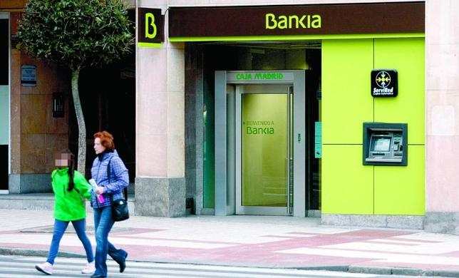 Bankia aplaza unas semanas el plan de reestructuraci n for Oficina 2038 bankia