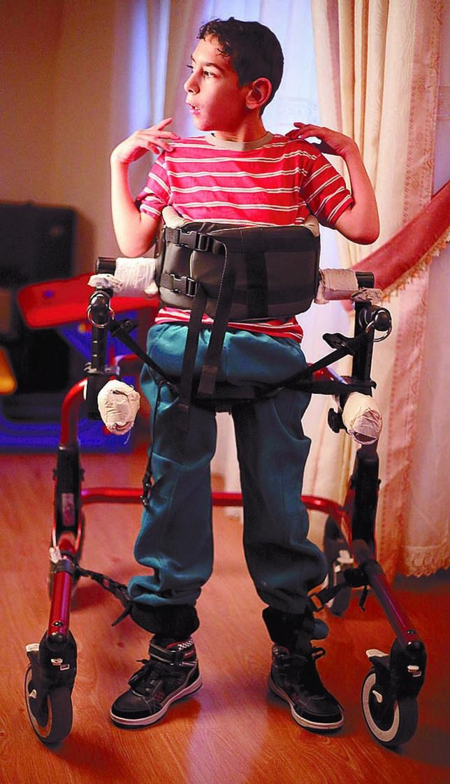 Aparcamiento de discapacitados ruedas para la vida for Sillas para escaleras minusvalidos