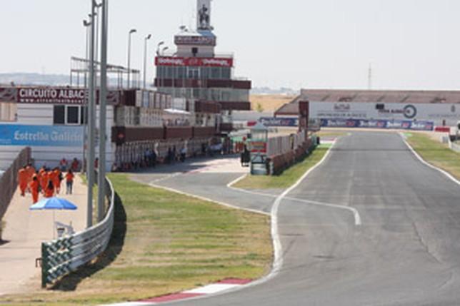 Circuito Albacete : El circuito de albacete vive un fin semana plena