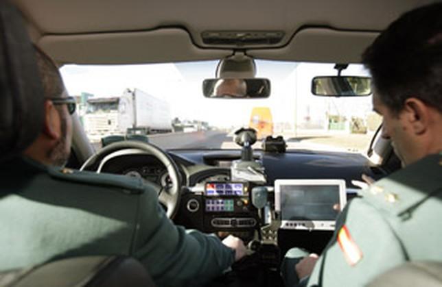 Tr fico ha multado este a o a conductores por exceso - Jefatura provincial de trafico de albacete ...