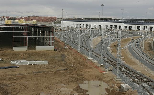 Está previsto que el complejo esté terminado en verano. Jonathan Tajes