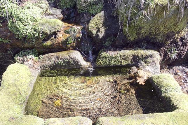 Una ruta por el aravalle diario de vila for Antiguedades para jardin