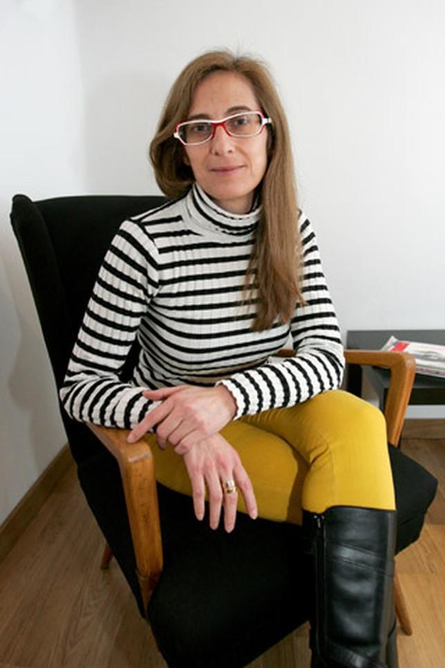 Marta Torres, directora de Teatro de Malta. Arturo Pérez