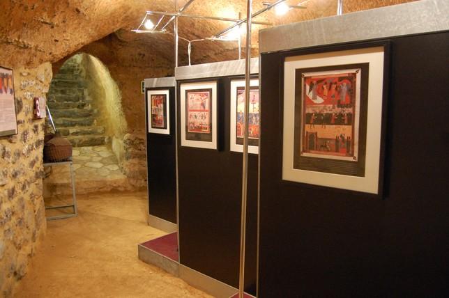 Exposición 'El lagar de la ira de Dios', en Mucientes. El Día de Valladolid