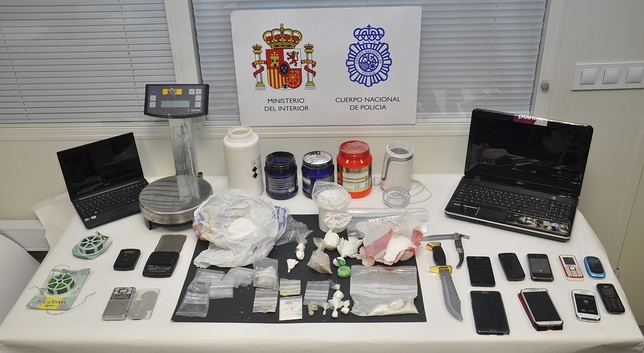gama alta prostituta callejera drogas en Valladolid