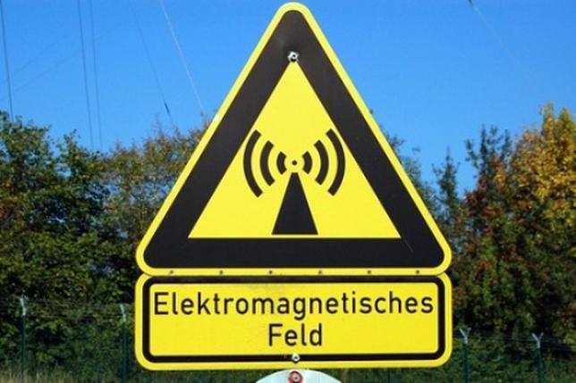 Peligro: Radiaciones electromagnéticas