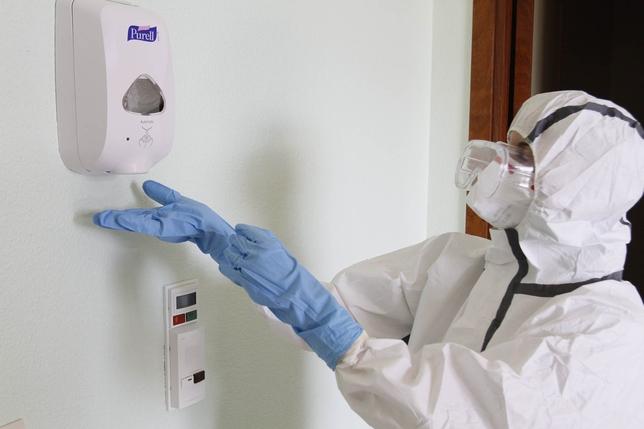 Equipamiento de los hospitales de Castilla y León para atender posibles casos de ébola
