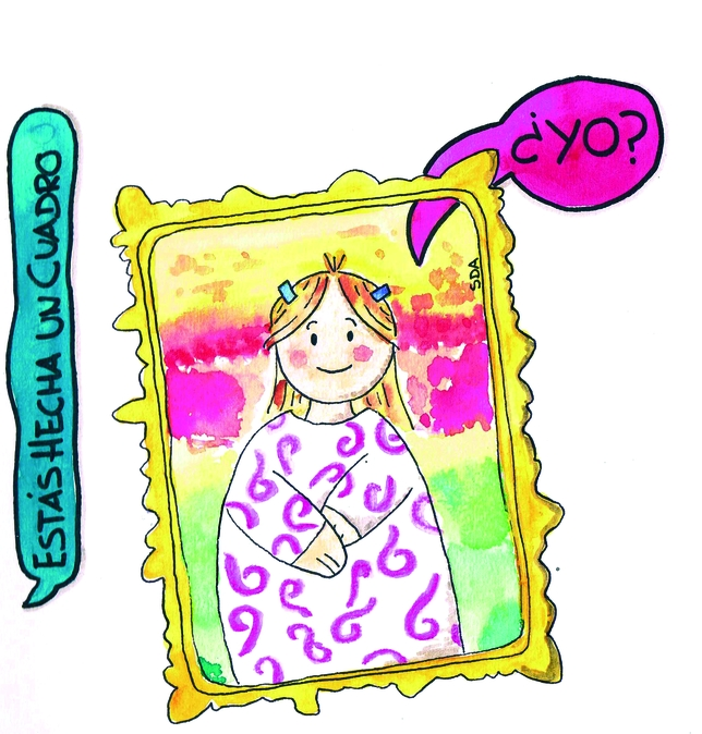Dibujo Irenoula