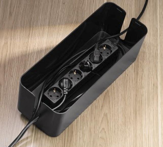 Mant n los cables a raya con hama diario de vila - Regleta para cables ...