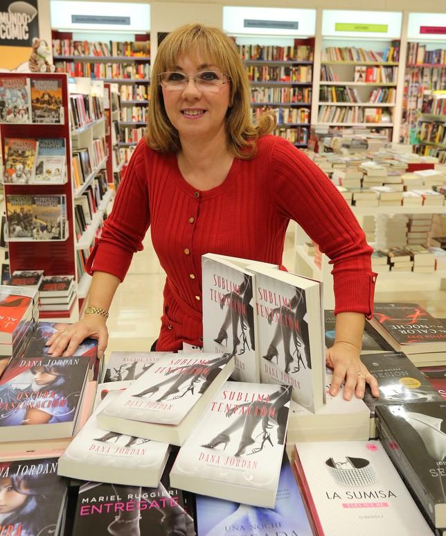 imagen de la escritora dana jordan