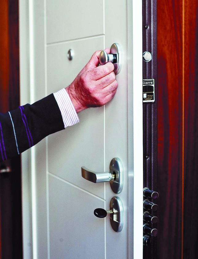 La demanda de segundas cerraduras se dispara tras la ola - Cerrojo de seguridad para puertas ...