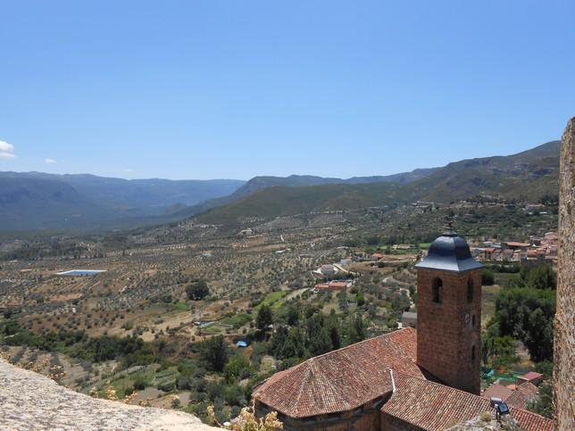 Yeste cura sus quemaduras la tribuna de albacete for Oficina de turismo albacete