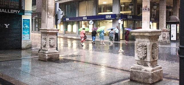 El a o 2013 acaba como el noveno m s lluvioso en medio for En 4 meses termina el ano