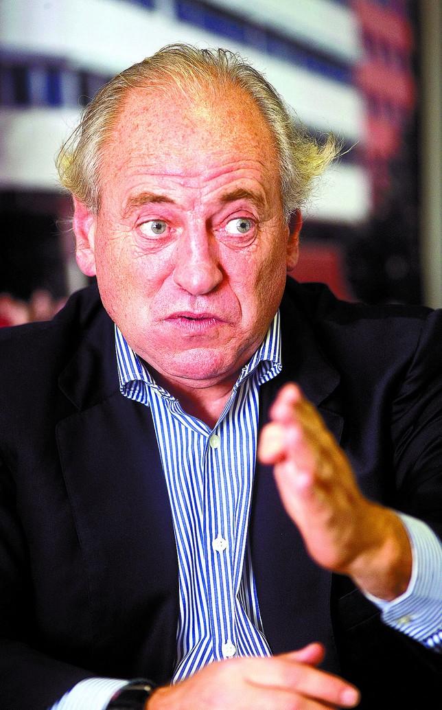 Pedro Ballvé, presidente ejecutivo de Campofrío Food Group. Alberto Rodrigo